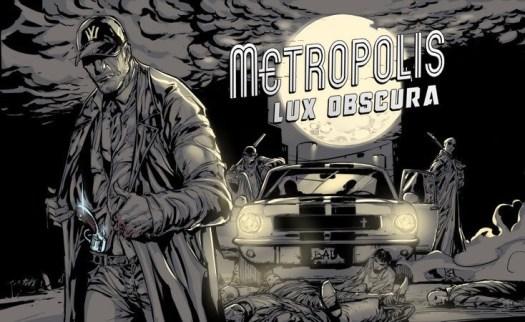 Nutaku Releases 18+ Film Noir Visual Novel Metropolis: Lux Obscura