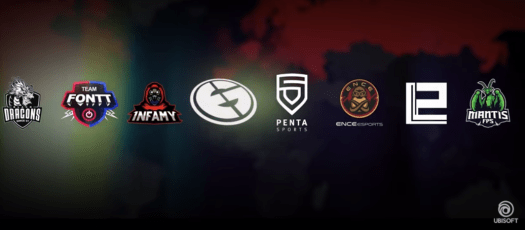 TOM CLANCY'S RAINBOW SIX PRO LEAGUE to Reach New Heights in Season 3 Finals in Sao Paulo