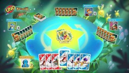 UNO Nintendo Switch Rayman Gaming Cypher