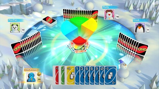 UNO by Ubisoft Now Available on Nintendo Switch