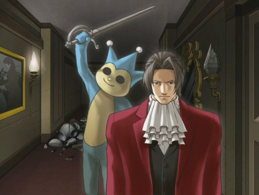 Ace Attorney Investigations Miles Edgeworth Gaming Cypher 6