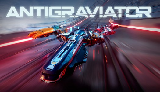 Race without Speed Limit in ANTIGRAVIATOR Heading to Xbox, PlayStation and PC in 2018