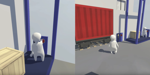Human: Fall Flat Review for Nintendo Switch