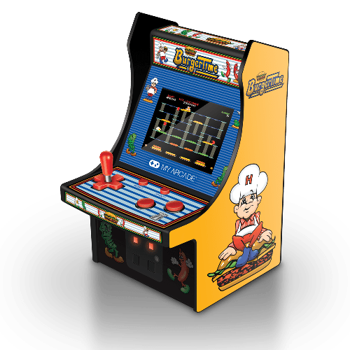 MY ARCADE Delivers a Nostalgic Blast from the Past with New Line of MICRO PLAYER Arcade Cabinets