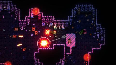 Nintendo Download: Gungeon Crawler