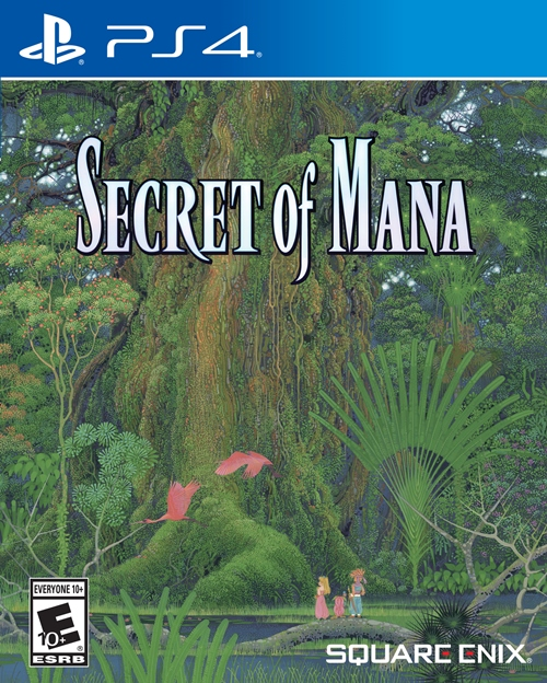 SECRET OF MANA Remake Coming to PlayStation 4 in Limited Numbers