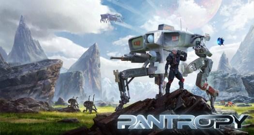 PANTROPY Sci-Fi Faction Multiplayer Shooter with Mechs Needs Your Help on Kickstarter