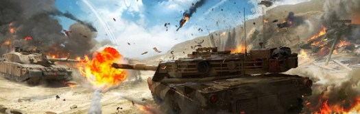 Armored Warfare: Assault Revealed for Mobile Devices