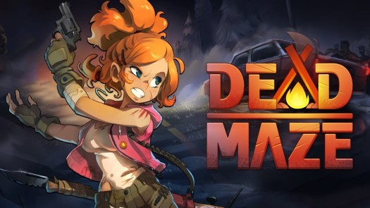 DEAD MAZE Zombie MMO Launches on Steam Feb. 13
