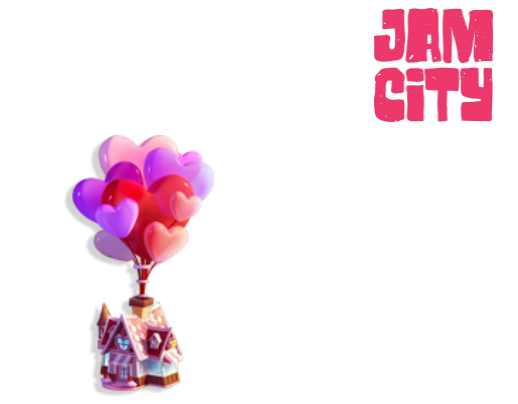 JAM CITY Details Valentine's Day Events