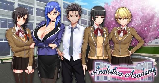 Nutaku Welcomes Lusty Comedy Visual Novel ANALISTICA ACADEMY