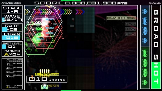 Space Invaders Extreme Review for PC