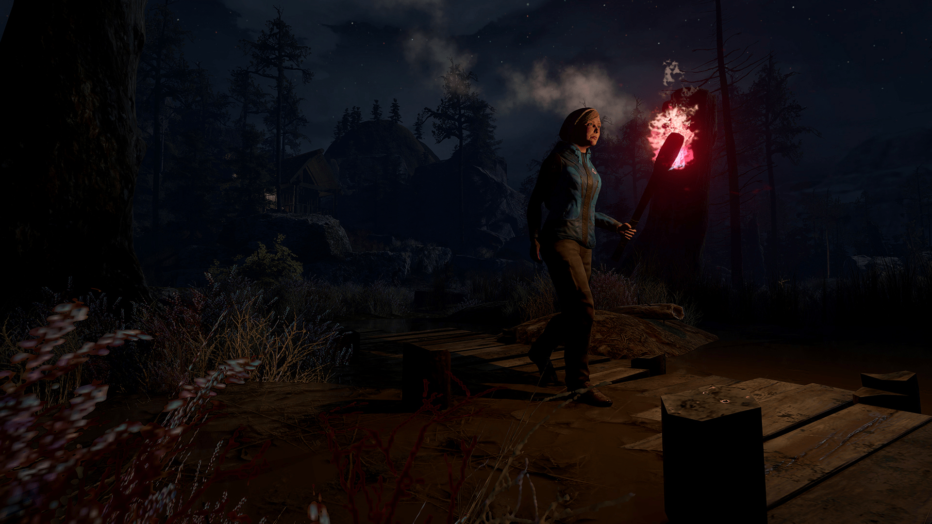Horror Games For Xbox 1 : Through the woods norse horror game heading to xbox one and