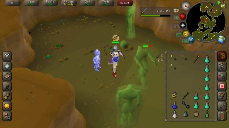 Old School RuneScape Heading to Mobile Devices Oct  30 - Gaming Cypher