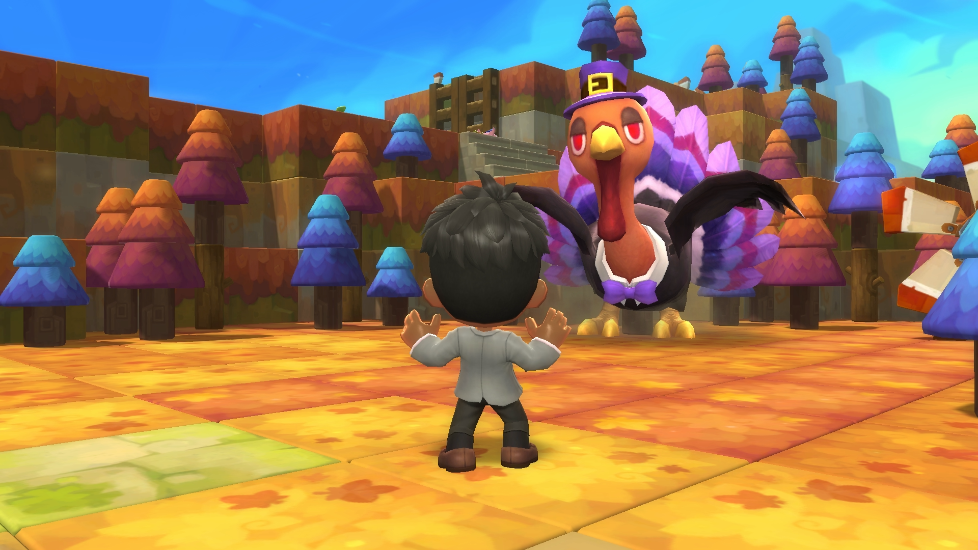 MapleStory 2 Gives Thanks to Players with Chaos Rising Updates and