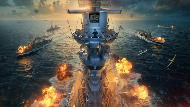 World of Warships Sinks the Competition to Earn YouTube Ad