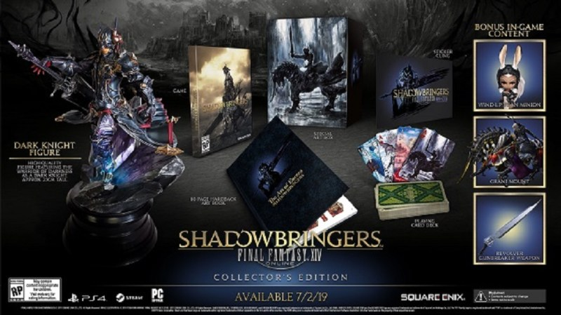 FINAL FANTASY XIV Collaboration with FINAL FANTASY XV Announced for