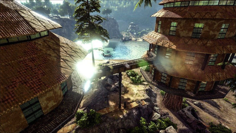 ARK: SURVIVAL EVOLVED Homestead Update Now Out - Gaming Cypher