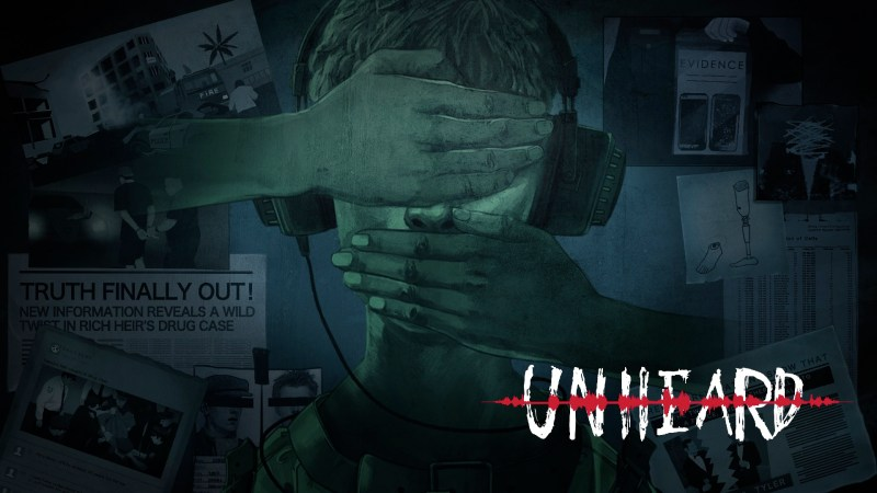 UNHEARD Acoustic Detective Game Heading to Steam March 29 - Gaming