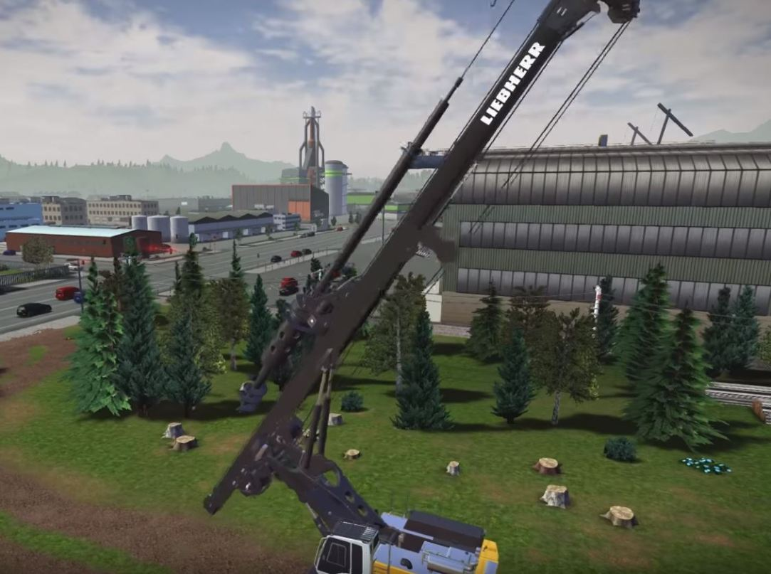Construction Simulator 3 Free Lite Version Now Available for