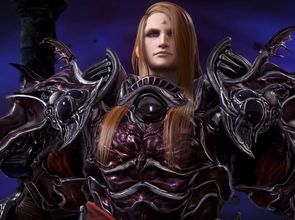Dissidia Final Fantasy Nt Anniversary Art