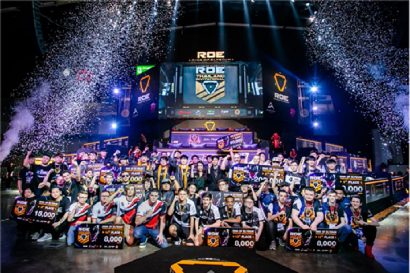 Team MDY Wins Ring of Elysium Thailand Invitational in Highly
