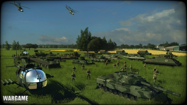 Buy Wargame European Escalation PC Game Steam Download