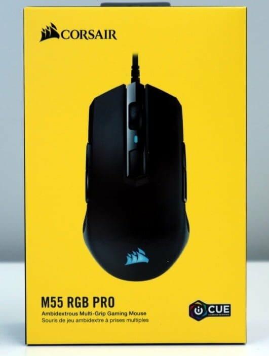 M55 RGB Pro box