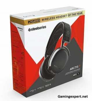 SteelSeries Arctis 7 gaming headset box