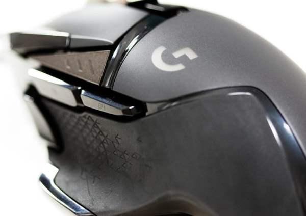 Logitech G502 Hero mouse