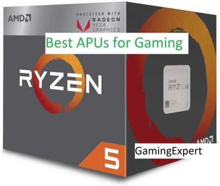 Best APUs for UHD 1080p Gaming in 2021