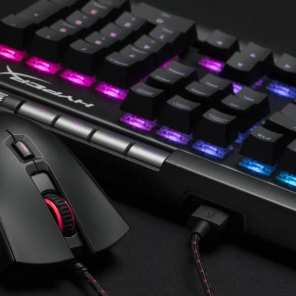 HyperX Alloys Elite RGB Mechanical gaming keyboard