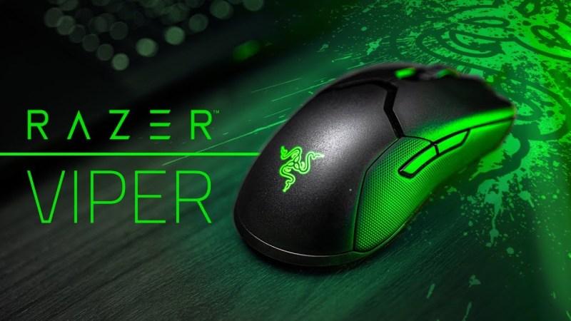 Razer Viper Gaming Mouse image