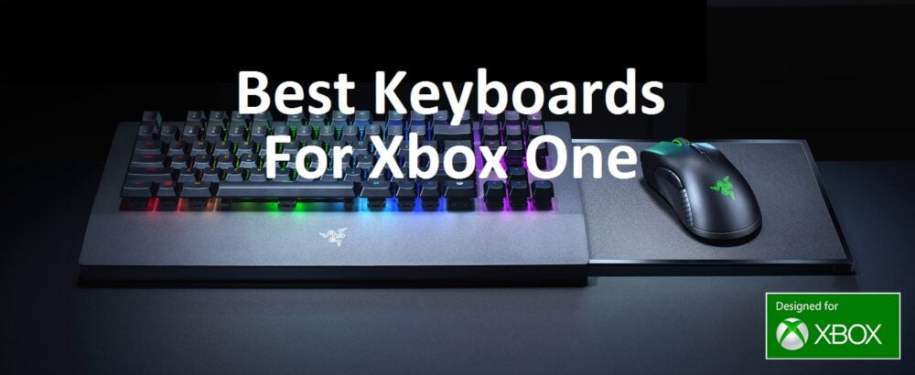 Best Keyboards for Xbox (One S, X, and Series X) – Top Picks
