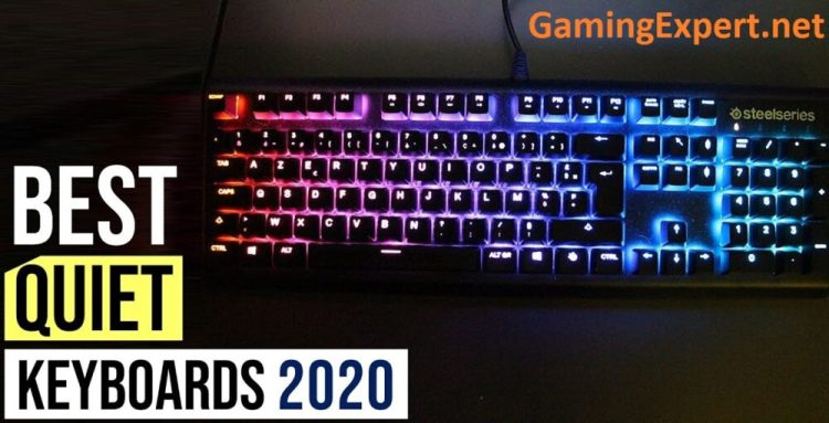Quietest Gaming Keyboards – Top Non Clicky Picks