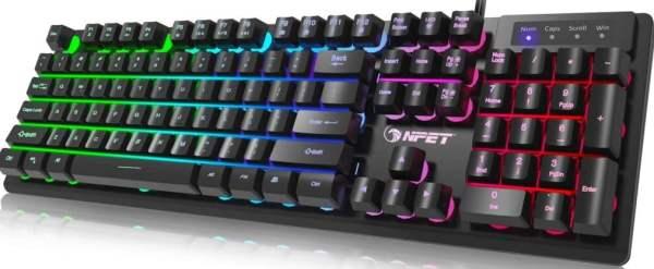 NPET-K10-silent-gaming-keyboard-1024x520