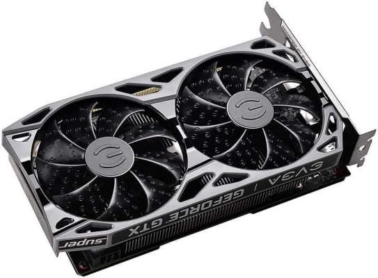 EVGA GeForce GTX 1650 Super SC