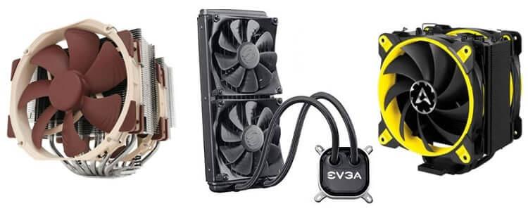 Liquid VS Air CPU Cooler