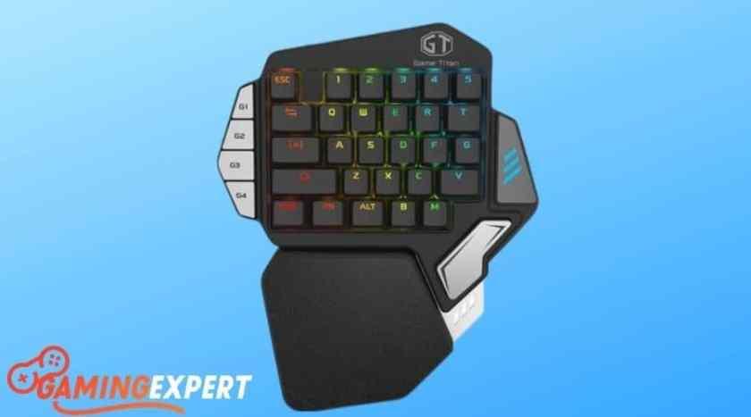XFuny T9X Gaming Keypad
