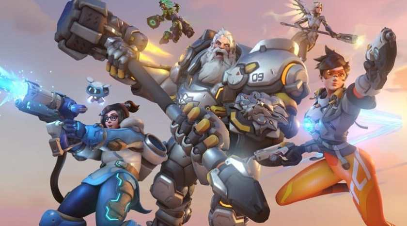 Overwatch Cover image