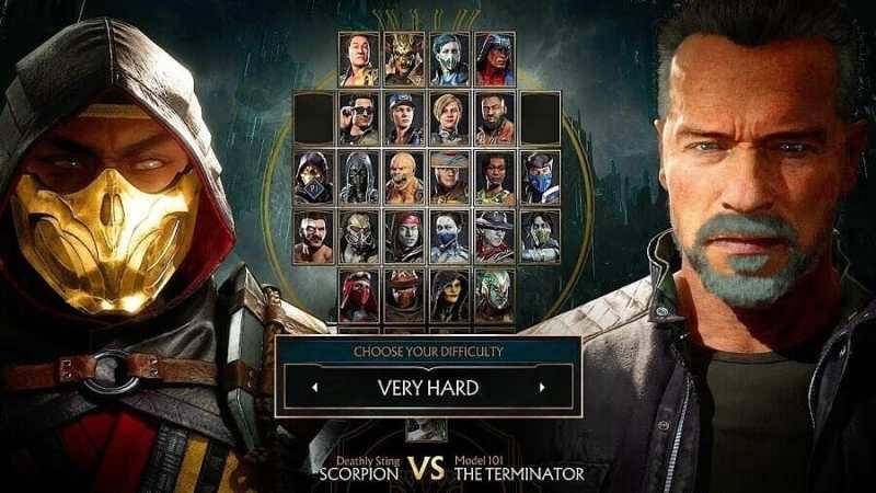 Mortal Kombat 11 - image