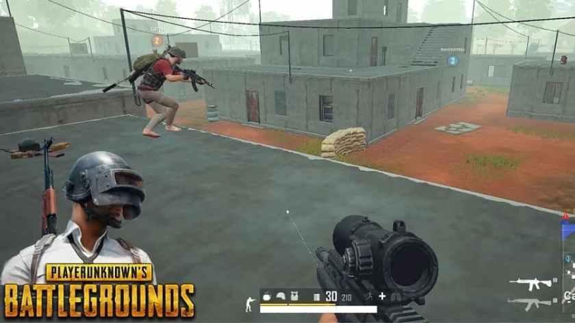 PUBG Gameplay Image 3