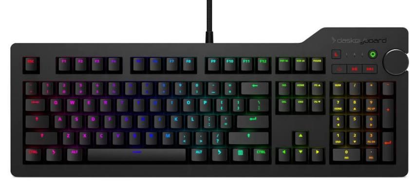 Das Keyboard 4Q Smart RGB