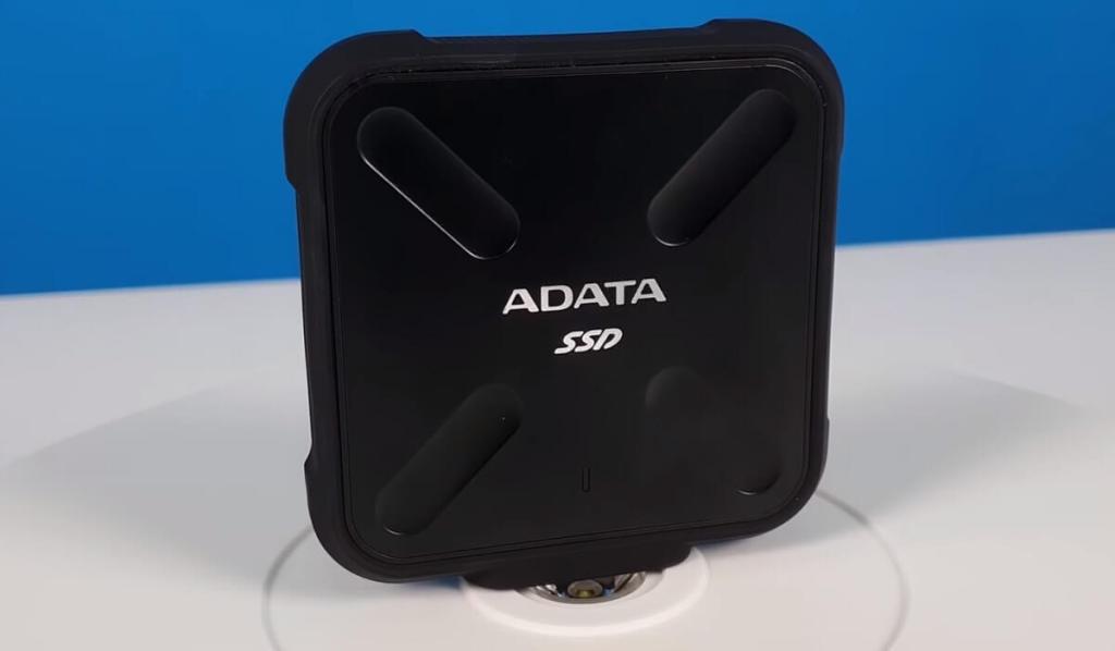 ADATA SD700 portable SSD review