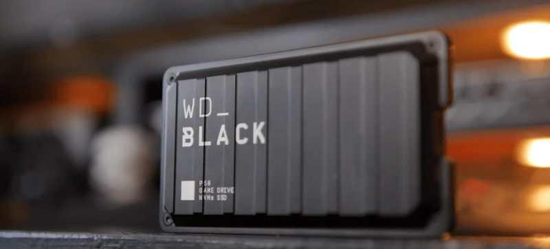 WD_Black P50 Game Drive Portable SSD image 6