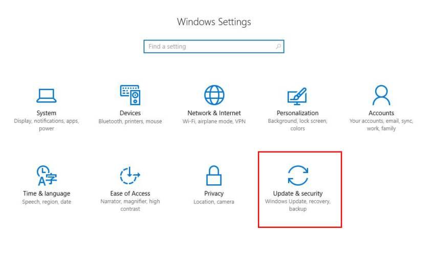 windows update steam