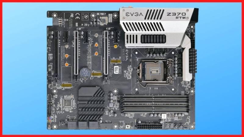 EVGA Z370 FTW Intel Motherboard