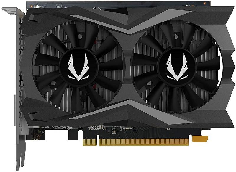 ZOTAC Gaming GeForce GTX 1650 Super closer look