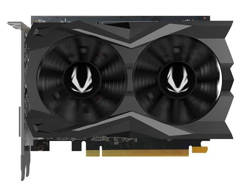 ZOTAC Gaming GeForce GTX 1650 Super dual fan