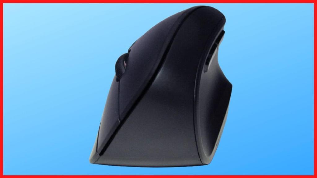 MOJO Silent Bluetooth Vertical Mouse